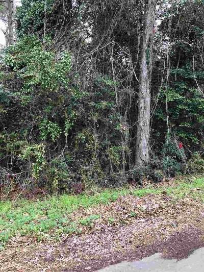Burkeville Residential Lots & Land For Sale: Lot 7 White Oak #Toledo V