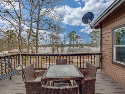 Broaddus Single Family Home For Sale: 164 Cr 4754