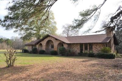 Burkeville Single Family Home For Sale: 216 Pr 6046
