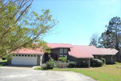 Jasper County Single Family Home For Sale: 244 Edgemont Court