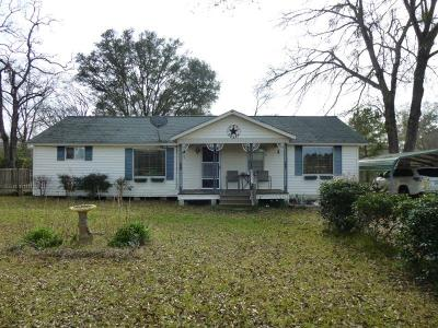 Brookeland Single Family Home For Sale: 6517 Fm 1007