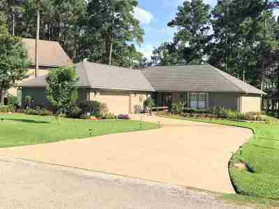 Brookeland Single Family Home Accepting Backups: 207 Bayview Drive