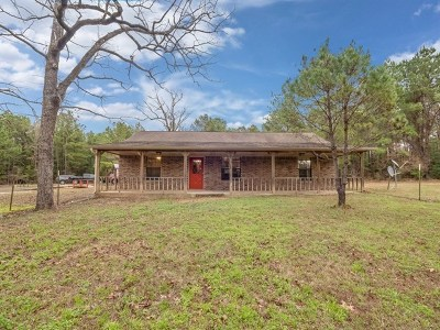 Broaddus Single Family Home For Sale: 475 Cr 469