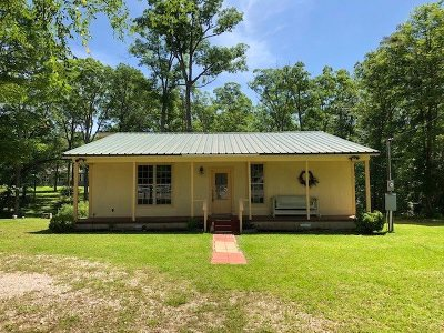 Hemphill Single Family Home For Sale: 1695 S State Hwy. 87