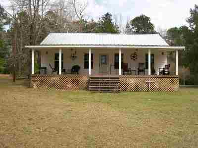 Jasper County Single Family Home For Sale: 4583 County Road 434