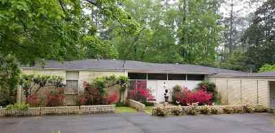 Jasper County Single Family Home For Sale: 1209 Woodland Park