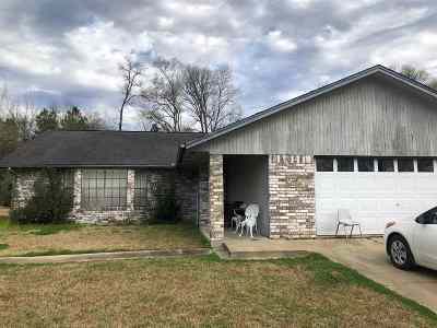 Jasper County Single Family Home For Sale: 1860 E Gibson St