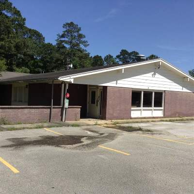 Jasper Commercial For Sale: 350 Springhill Street