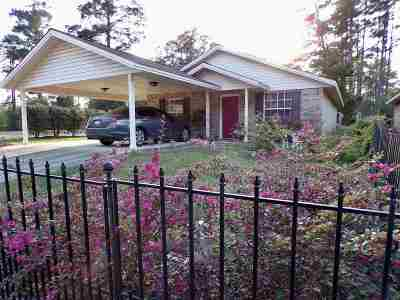 Jasper Single Family Home Accepting Backups: 901 1st Street