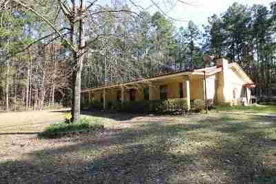 Jasper County Single Family Home For Sale: 188 Private Rd. 8000