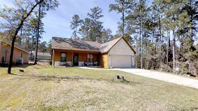 Brookeland Single Family Home For Sale: 201 Lakeway