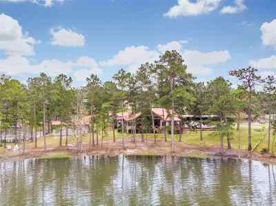 Burkeville TX Single Family Home For Sale: $475,000