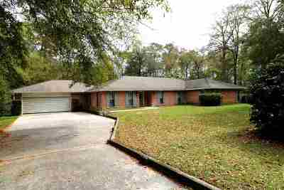 Jasper County Single Family Home For Sale: 969 Hunterwood Dr.