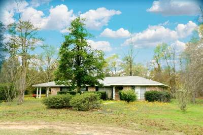 Newton County Single Family Home For Sale: 1124 Fm 363
