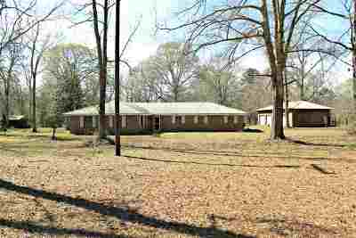 Newton County Single Family Home For Sale: 13974 Hwy 87 S