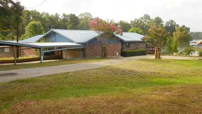 Burkeville, Hemphill, Hemphill Sub-division, Milam, Shelbyville Single Family Home For Sale: 2590 Pleasure Bend Road
