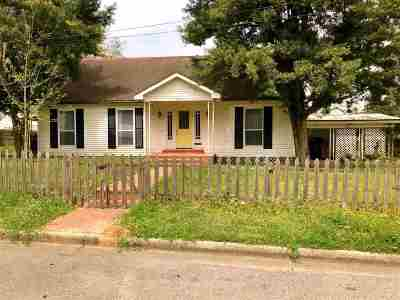 Woodville TX Single Family Home For Sale: $99,000