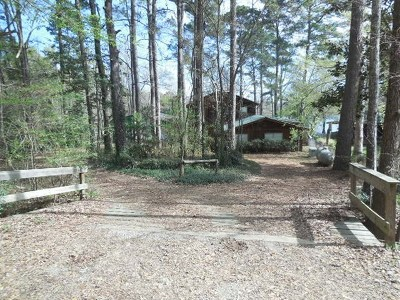 Newton County, Sabine County Single Family Home For Sale: 1038 Lakeshore Dr.