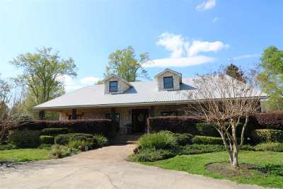 Jasper Single Family Home For Sale: 15205 Fm 777