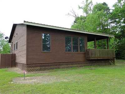 Newton County, Sabine County Single Family Home For Sale: 4465 Carters Ferry Rd E