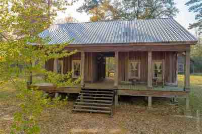 Newton County, Sabine County Single Family Home For Sale: Recreational Road 255