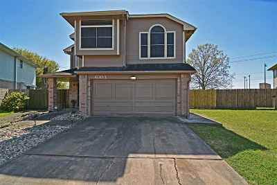 Single Family Home For Sale: 6303 Marinwood Dr