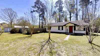 Jasper County Single Family Home For Sale: 4315 Us Hwy 190 W