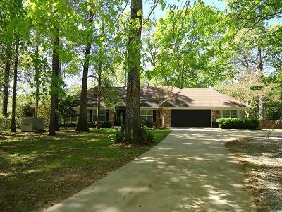 Newton County, Sabine County Single Family Home For Sale: 180 Bay Court