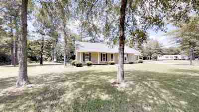 Jasper County Single Family Home For Sale: 919 Fm 1004