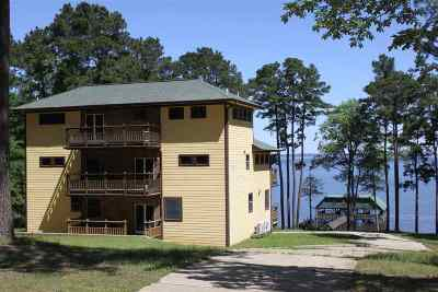 Newton County, Sabine County Single Family Home For Sale: 209 And 255 Laguna #Point