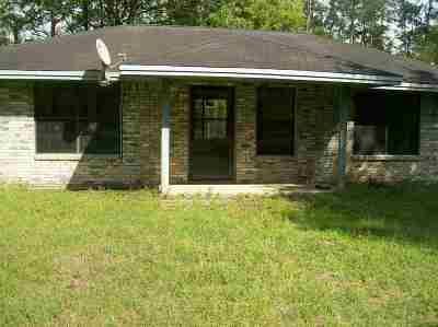 Newton County Single Family Home For Sale: 526 County Road 4110