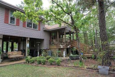 Brookeland Single Family Home For Sale: 318 Barkwood Ct.