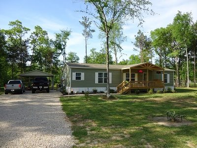 Pineland Manufactured Home For Sale: 1324 S Temple St