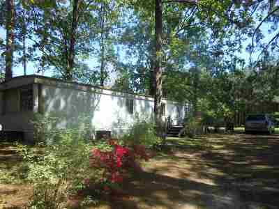 Burkeville, Hemphill, Hemphill Sub-division, Milam, Shelbyville Manufactured Home For Sale: 156 Canal Drive #Lots 37