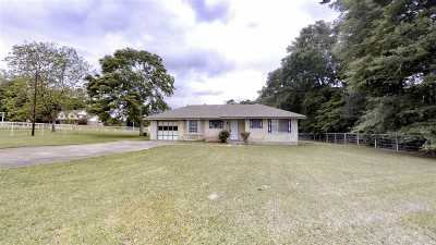 Jasper Single Family Home For Sale: 4296 Us Hwy 190 W