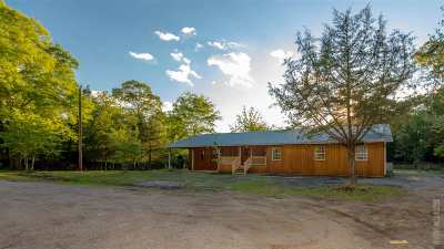 Huntington, Zavalla, Brookeland, Etoile, Broaddus, Bronson Manufactured Home For Sale: 205 Sweet Gum Ln