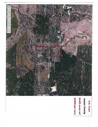 Residential Lots & Land For Sale: Off Co. Rd. 321 & 323 #V. A. Tr