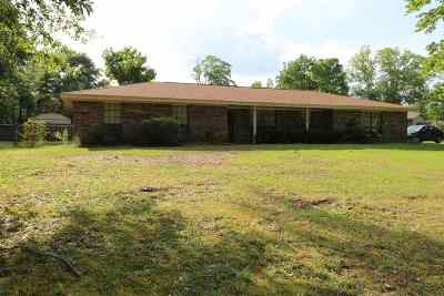 Jasper Single Family Home For Sale: 360 Rosewood Dr.
