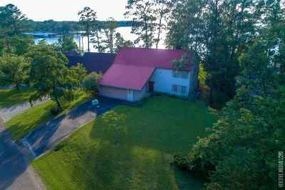 Brookeland Single Family Home For Sale: 813 Lakeshore #Waterfro