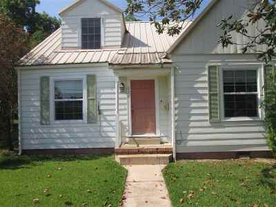 Jasper TX Single Family Home Back On Market: $77,400