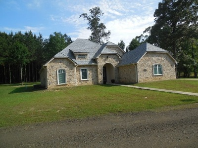 Hemphill TX Single Family Home For Sale: $299,000