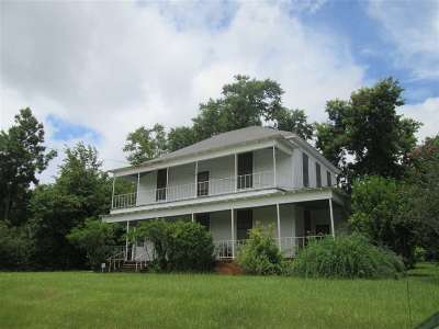 Jasper Single Family Home For Sale: 830 College