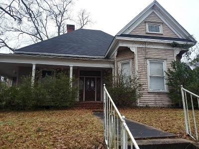 Jasper Single Family Home For Sale: 447 N Main
