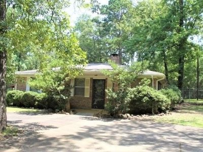 Hemphill TX Single Family Home For Sale: $112,000