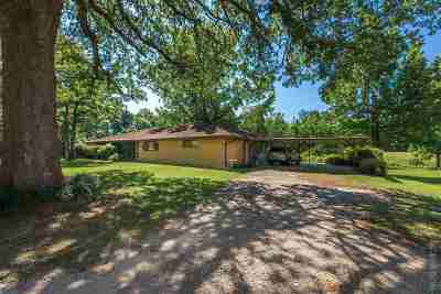 Jasper TX Single Family Home For Sale: $159,000