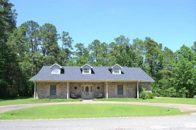 Brookeland Single Family Home For Sale: 852 Duffer Drive