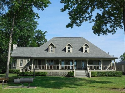 Hemphill TX Single Family Home For Sale: $599,000