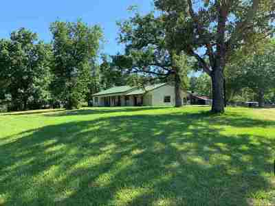 Newton Single Family Home For Sale: 259 County Road 1620 #259 Coun