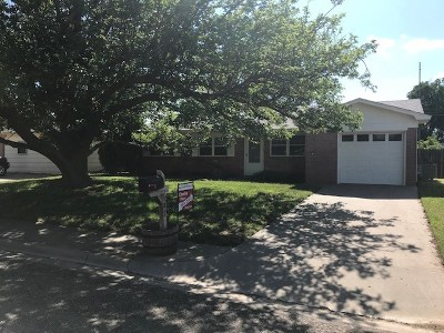 Single Family Home Pending With Contingency: 627 Ave. J