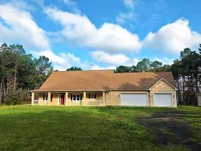 Broaddus Single Family Home For Sale: 680 Private Road 8525